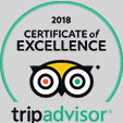 TripAdvisor Recommended 2018